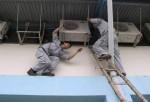 Bảo dưỡng điều hòa tại khu công nghiệp Đống Đa