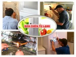 Sửa chữa tủ lạnh tại nhà khu vực Hà Nội